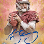2013-Topps-Inception-Football-Matt-Barkley-Autograph