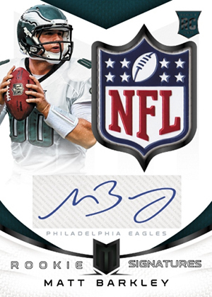 2013-Panini-Momentum-Football-Rookie-Shield-Autograph-Matt-Barkley