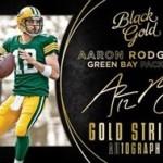 2015-Panini-Black-Gold-Football-Gold-Strike-Aaron-Rogers