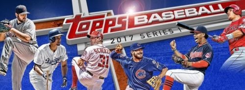 2017 Topps Series 1